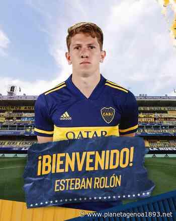 Ex Genoa: Esteban Rolón passa al Boca Juniors - PianetaGenoa1893 - Pianetagenoa1893.net
