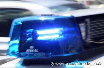Verletzt und aggressiv - Frau mit 3,38 Promille in Sonneberg unterwegs - inSüdthüringen