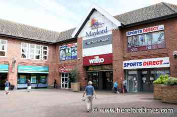 New tenants set to open shops at Hereford's Maylord shopping centre