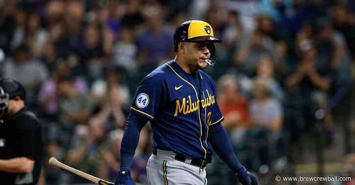 Brewers lose fifth straight, fall to Rockies 6-5 in 10 innings