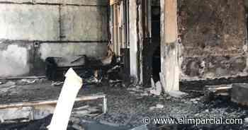 Incendian dos empresas en Playas de Rosarito - FRONTERA.INFO