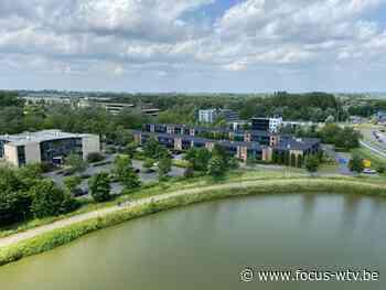 Nog ruimte voor extra 100.000m² kantoren in Kortrijk - Focus en WTV