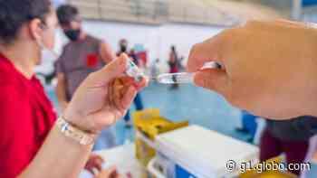 Bertioga antecipa a vacinação contra Covid-19 para pessoas de 43 a 49 anos - G1
