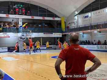 POUT BF G4 - Teramo sbanca di nuovo Montegranaro e può festeggiare, la Sutor va in serie C Gold - Basketinside
