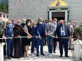 Inaugurato il Cammino di Sant'Antonio: si percorre a piedi da Gemona del Friuli a Padova - ilfriuliveneziagiulia.it