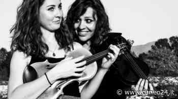 Boves, oggi al mercato suonano due sorelle violiniste - Cuneo24