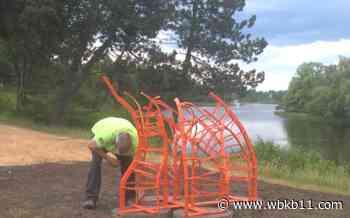 Thunder Bay Arts Council prepares to unveil new artwork – WBKB 11 - WBKB-TV