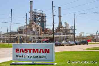 Jim Cramer sees 'terrific' opportunity to buy the dip in Eastman Chemical shares - CNBC
