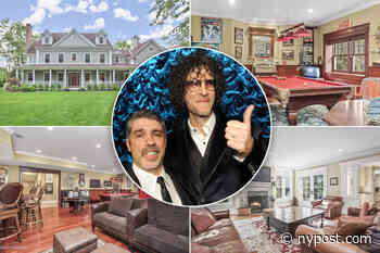 Howard Stern producer Gary Dell'Abate selling $3.2M Greenwich mansion - New York Post