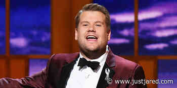 James Corden Says He's Gone Through About 75 Personal Trainers - Just Jared