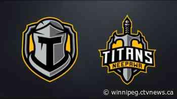 Neepawa's MJHL team now known as the Titans - CTV News Winnipeg