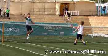 Young Stefan following in dad's foot steps in Mallorca - Majorca Daily Bulletin