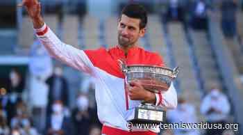 'Novak Djokovic shouldn't be playing the tournament because...', says legend - Tennis World USA
