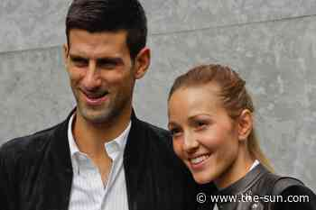 Who is Novak Djokovic's wife Jelena and how many children does French Open 2021 finalist have?... - The Sun