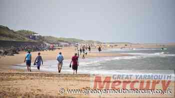Appeal for rescuers to come forward following Sea Palling incident - Great Yarmouth Mercury
