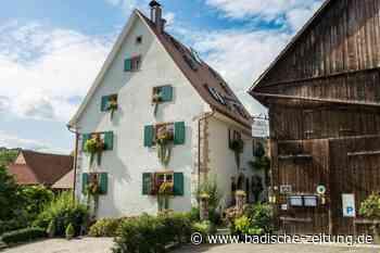 Hotel und Restaurant Pfaffenkeller in Kandern-Wollbach schließt - Gastronomie - Badische Zeitung
