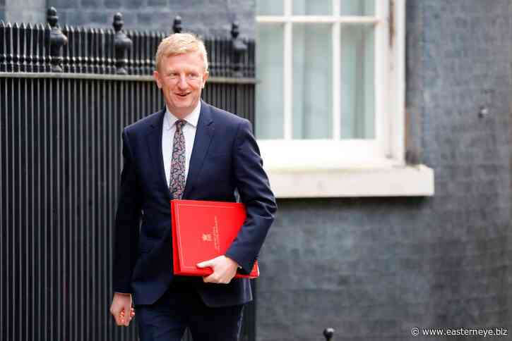 I have no respect for Oliver Dowden's comments, says Michael Carberry - EasternEye - Eastern Eye
