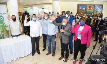 Juramentan comité terceros Juegos Santo Domingo Este - El Caribe