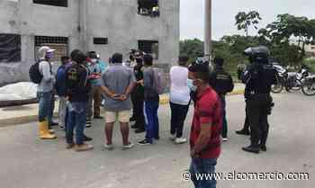 Un plan del proyecto Casa para Todos está paralizado en Santo Domingo - El Comercio (Ecuador)