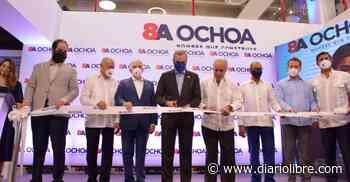 Ochoa inaugura nuevo centro de exhibición y ventas en Santo Domingo - Diario Libre