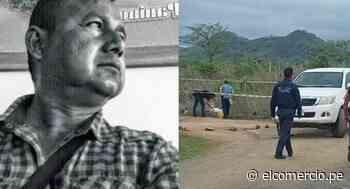 México: asesinan a balazos al periodista Gustavo Sánchez Cabrera delante de su hijo de 15 años en Oaxaca - El Comercio Perú