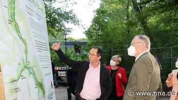 Ministerpräsident Stefan Weil zur Stippvisite in Bad Gandersheim - HNA.de