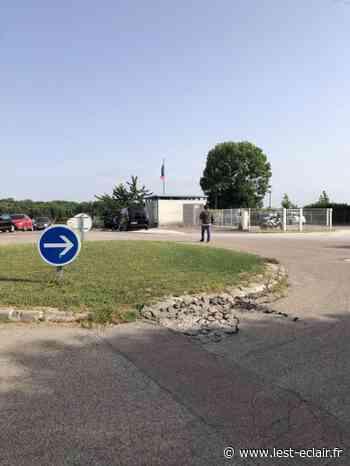 Rosières-près-Troyes : le corbillard et la famille du défunt priés d'attendre dehors à cause de l'alerte orage - L'Est Eclair