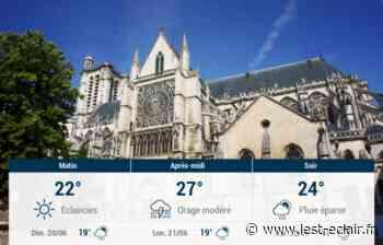 Troyes et ses environs : météo du samedi 19 juin - L'Est Eclair