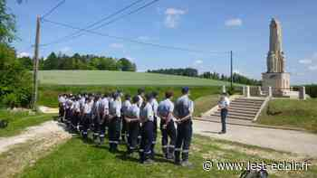 Troyes : une marche des lycéens de Jeanne-Mance en hommage aux résistants aubois - L'Est Eclair