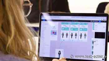 Troyes : Il reste des places à l'Ecole supérieure de design pour devenir assistant designer web - L'Est Eclair