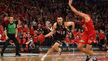 Melbourne United edge plucky Perth Wildcats in NBL Grand Final Game 1 - ESPN