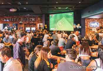 Game On: The 15 Best Sports Bars In Perth - So Perth