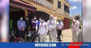 Brote de coronavirus en San Cristóbal; velan a cuatro personas en un solo barrio - Noticias SIN
