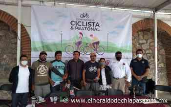 Realizarán 'convivencia ciclista y peatonal' en San Cristóbal - El Heraldo de Chiapas