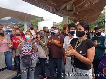Táchira | Más de 3 mil trabajadores del Terminal de San Cristóbal inconformes por su inhabilitación - Diario de Los Andes
