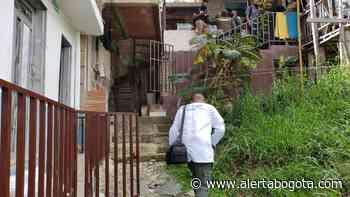A vecino en Bogotá lo esperaron a que saliera al trabajo y lo cosieron a plomo - Alerta Bogotá