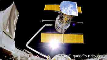 Hubble Space Telescope Down for Past Few Days, Says NASA