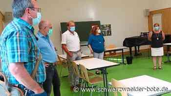 Mängel in der Schlossbergschule - Keine Lüftung, dafür Klapperdach in Dotternhausen - Schwarzwälder Bote