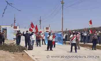 Talara: desaprueban terminación colectiva y suspensión perfecta de IMI Perú - El Regional