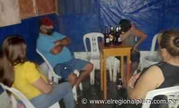 Talara: intervienen a 20 personas libando licor al interior de un bar - El Regional