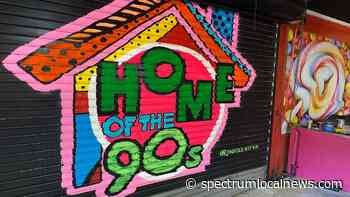 Home of the 90s Museum opening in Concord: 'It just looks dope' - Spectrum News