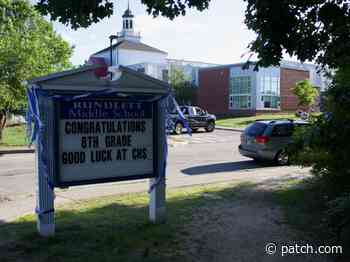 Concord School Holds Drive-Thru Parade For 8th Graders: Watch - Patch.com