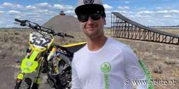 Motocross-Star (28) stirbt bei Weltrekord-Versuch - Heute.at - Nachrichten und Schlagzeilen