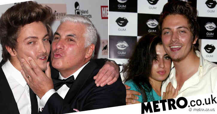 Amy Winehouse's family 'disappointed' by best friend Tyler James's tell-all book: 'It's left a bad taste in the mouth'