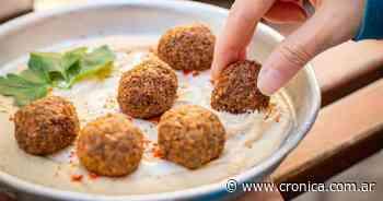La gastronomía celebra el Día Internacional del Falafel, un plato que conquistó a los argentinos - Crónica