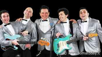 Bevo solo Rock'n'roll al Village Celimontana: Four Vegas in concerto