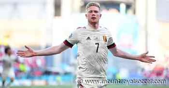 New Euros pod - De Bruyne The Destroyer - Mount Royal Soccer