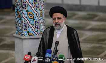 Ultraconservative 'Butcher' Ebrahim Raisi WINS Iranian presidential election as rivals concede