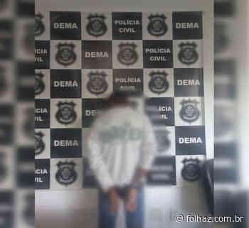 Suspeito de estuprar cães é preso em Goianira | Folha Z - Folha Z