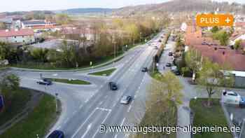 Zweiter Gutachter bestätigt: Nur eine Ampel hilft Mühlhausen - Augsburger Allgemeine